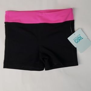 Athleta Girl Chit Chat Shorts Size M 8-10 NWT